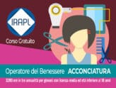 Operatore del Benessere - Trattamenti di Acconciatura